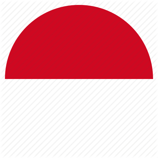 indonesia indonesian national country flag 512