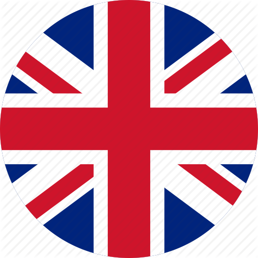 Flag of United Kingdom Circle 512